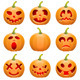 Collect Pumpkin for Halloween - GraphicRiver Item for Sale