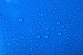 Water drops on blue background - PhotoDune Item for Sale