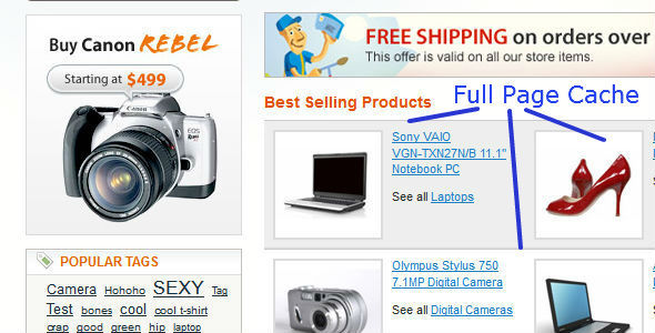CodeCanyon Booster Full Page Cache 8621659