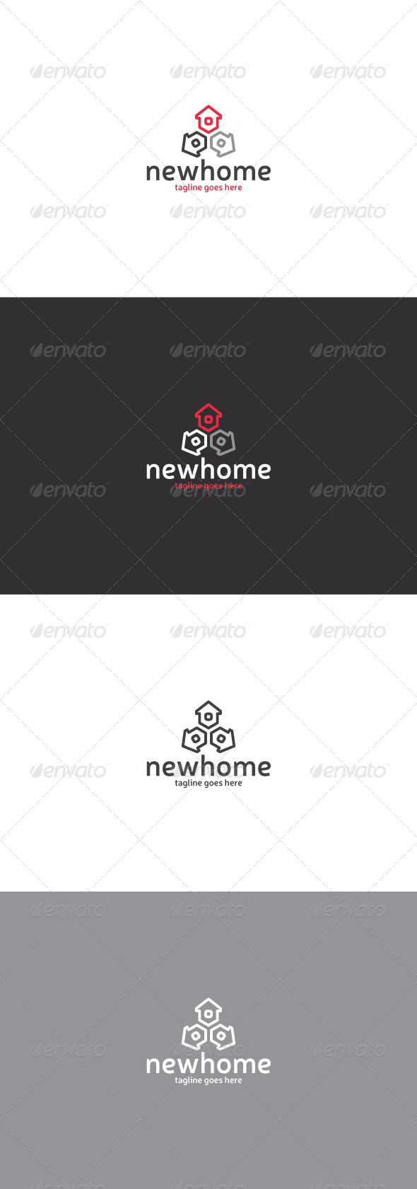 GraphicRiver New Home Logo 8644635