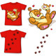Kid Shirt with Bear Printed - GraphicRiver Item for Sale