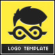Creative Nerd Logo Template - GraphicRiver Item for Sale