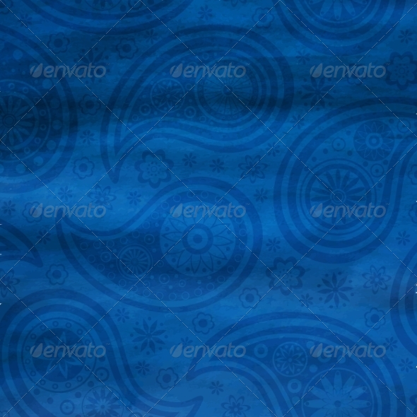 GraphicRiver Paisley Pattern 8658191