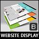 Photorealistic Website Presentation Mockup - GraphicRiver Item for Sale