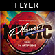 Planet Music | Flyer Template - GraphicRiver Item for Sale