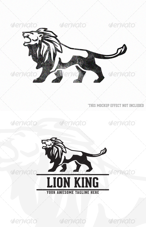 GraphicRiver Lion King 8659160