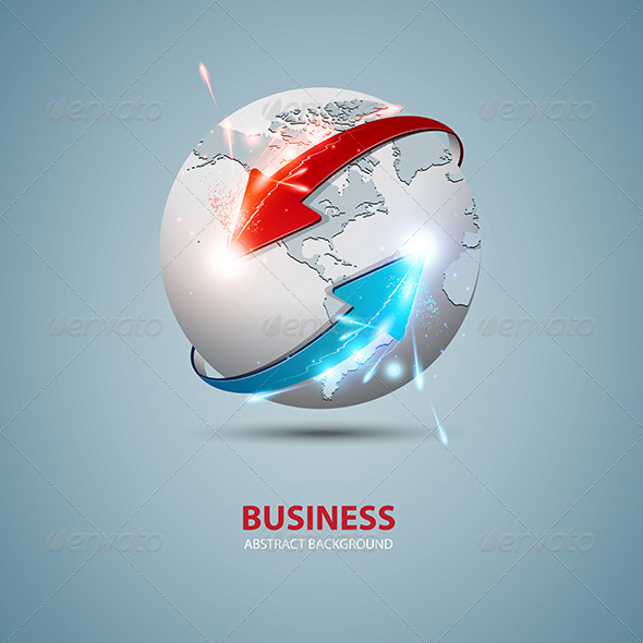 GraphicRiver Business and Communications Concept 8659242