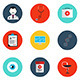 Set of Flat MedicaI Icons