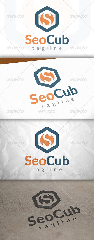 GraphicRiver Seo Cube Logo 8659390