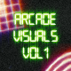 Retro Arcade Visuals Vol.1 - VideoHive Item for Sale