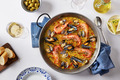 Typical spanish seafood paella - PhotoDune Item for Sale