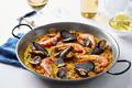 Typical spanish seafood paella - PhotoDune Item for Sale