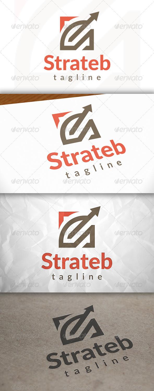 GraphicRiver Strategy Logo Template 8659836