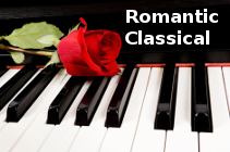 Romantic, Relaxing, Classical Piano