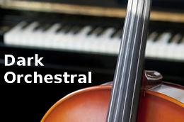Dark, Sad, Melancholic Piano Orchestral