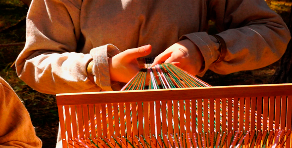 The Ancient Craft Of Weaving