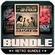 The Retro Bundle  - GraphicRiver Item for Sale