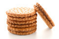 Sandwich biscuits with vanilla filling - PhotoDune Item for Sale