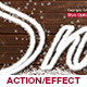 Snow Text Effect / Generator - GraphicRiver Item for Sale