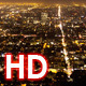 Avenues of Los Angeles, California Night - VideoHive Item for Sale