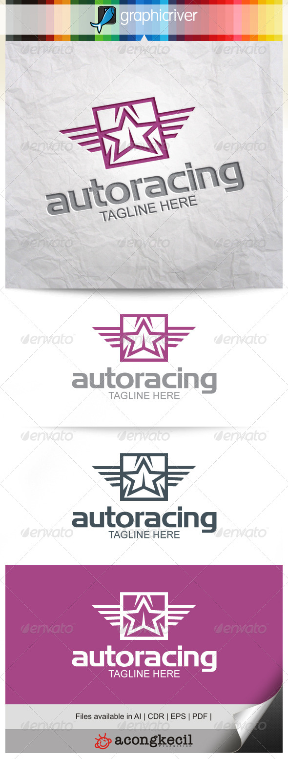 GraphicRiver Auto Racing V.3 8661016