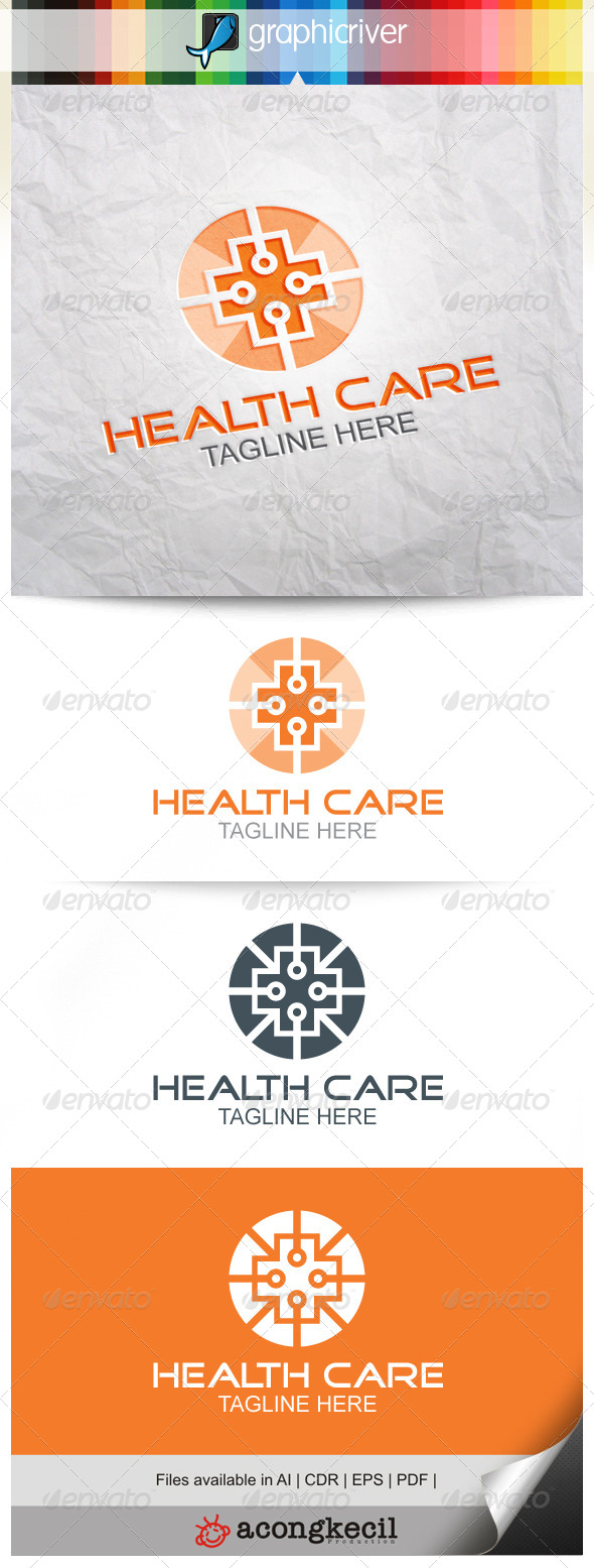 GraphicRiver Health Care V.2 8661161