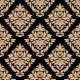 Beige Colored Floral Seamless Pattern - GraphicRiver Item for Sale