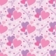Seamless Hearts Pattern - GraphicRiver Item for Sale