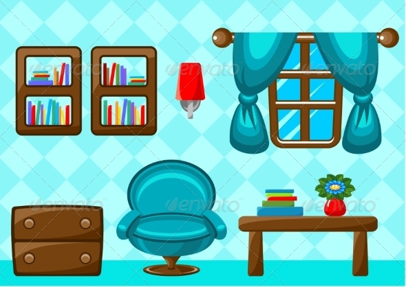 GraphicRiver Interior 8662127