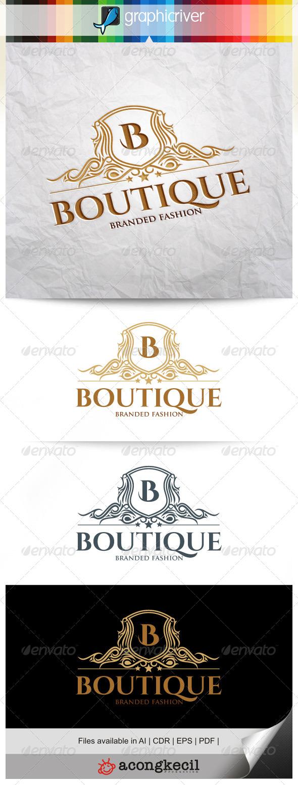 GraphicRiver Boutique 8662161
