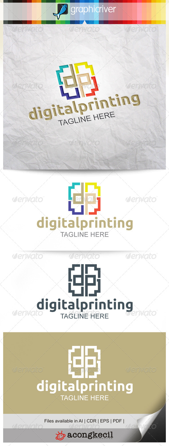 GraphicRiver Digital Printing V.4 8662195