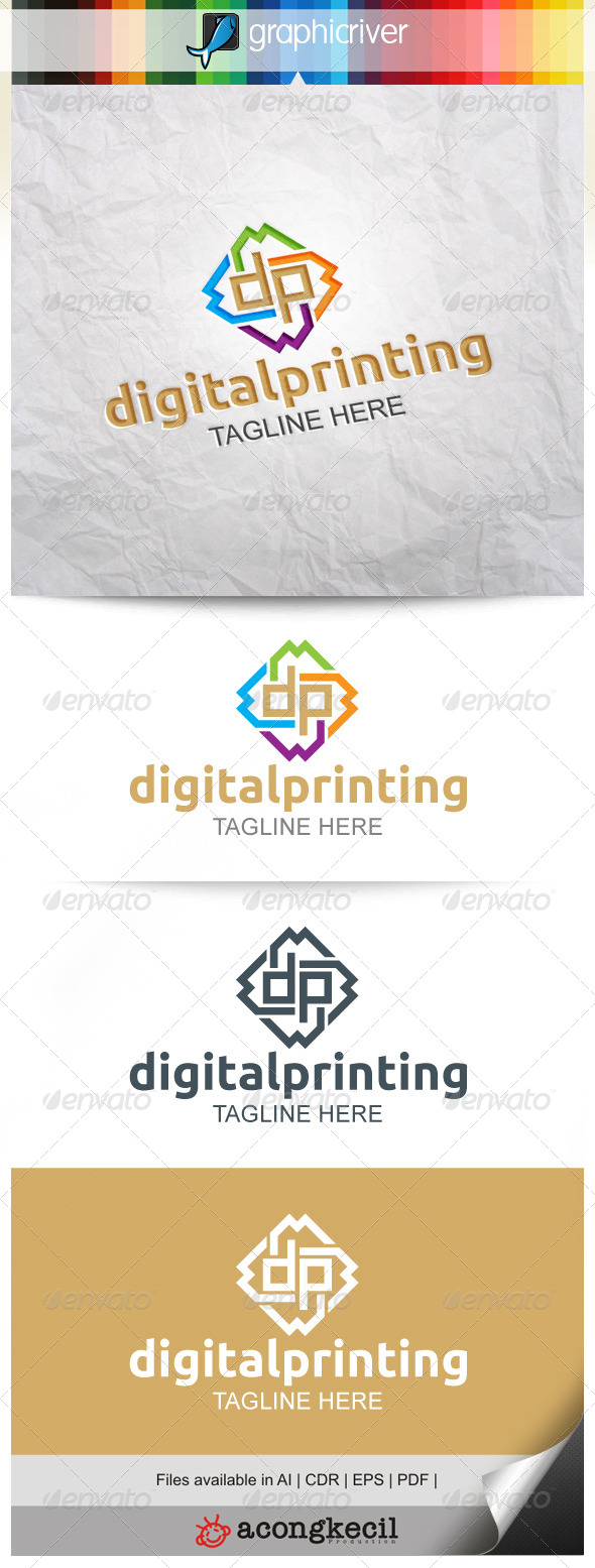 GraphicRiver Digital Printing V.5 8662202