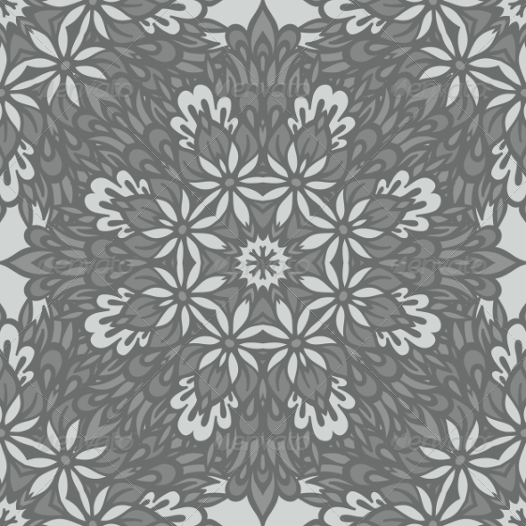 GraphicRiver Arabesque Seamless Pattern 8662268