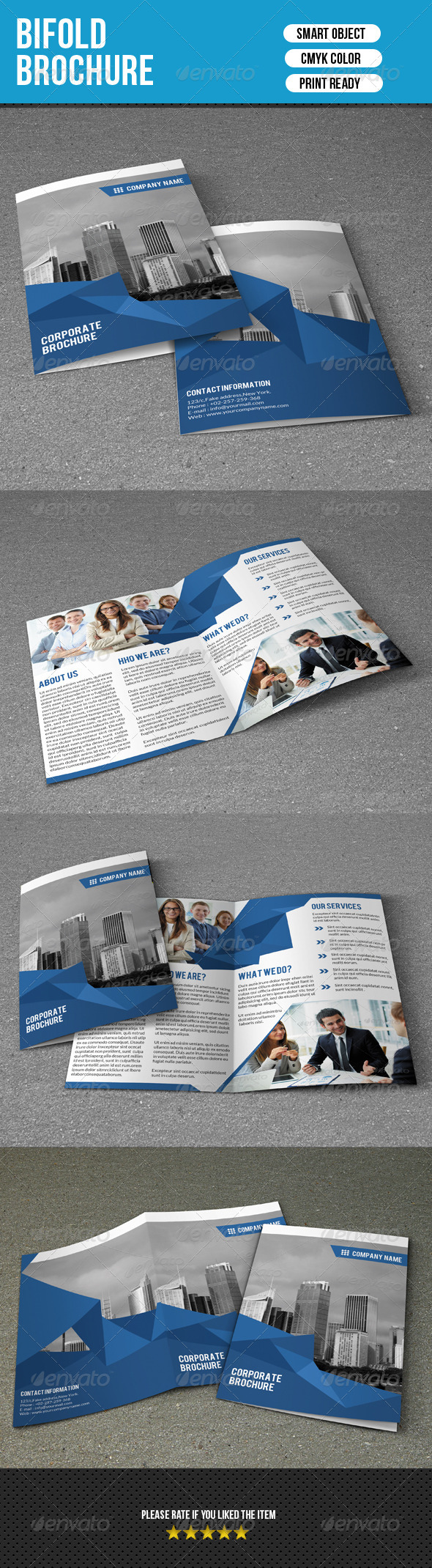 Bifold Business Brochure-V117