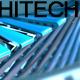 Blue Hi Tech 3D Logo Sting - VideoHive Item for Sale