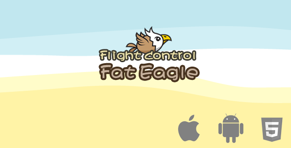 CodeCanyon Fat Eagle Html5 Game 8632886