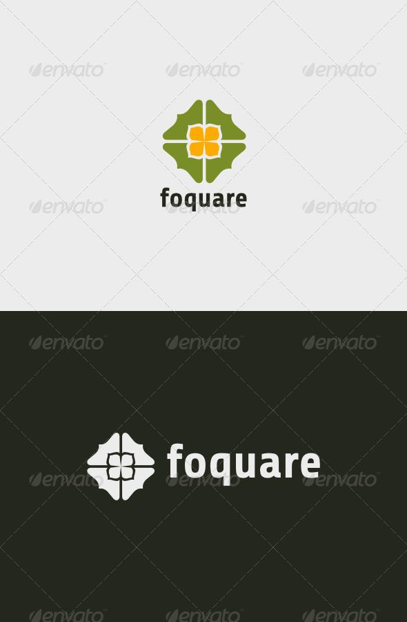 GraphicRiver Foquare Logo 8664041