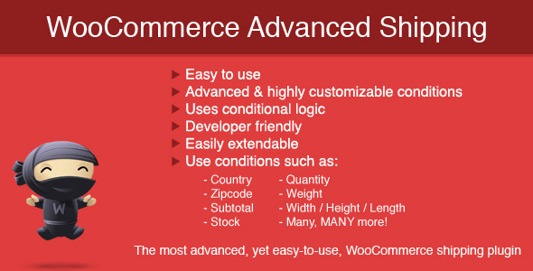 CodeCanyon WooCommerce Advanced Shipping 8634573