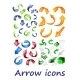 Arrow Icons Set - GraphicRiver Item for Sale