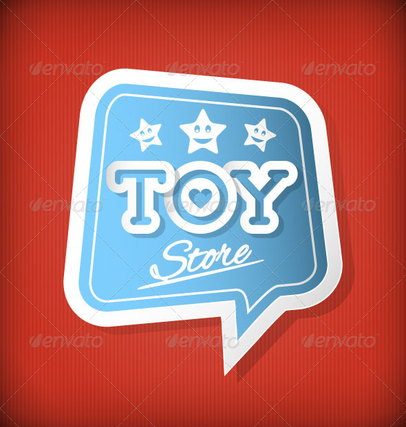 GraphicRiver Toy Store 8664426