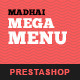 Madhai - Responsive Prestashop Megamenu - CodeCanyon Item for Sale