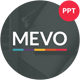 Mevo Powerpoint Presentation Template - GraphicRiver Item for Sale