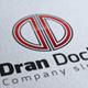 Dran Docks, Letter D Logo - GraphicRiver Item for Sale