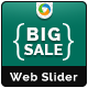 Spacial Sale Sliders - GraphicRiver Item for Sale