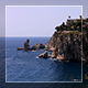 Rocks Of Taormina And Train - VideoHive Item for Sale