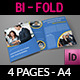 Company Brochure Bi-Fold Template Vol.29 - GraphicRiver Item for Sale