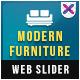 Furniture Sale Sliders - GraphicRiver Item for Sale