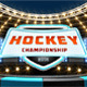 Hockey Championship Ident - VideoHive Item for Sale