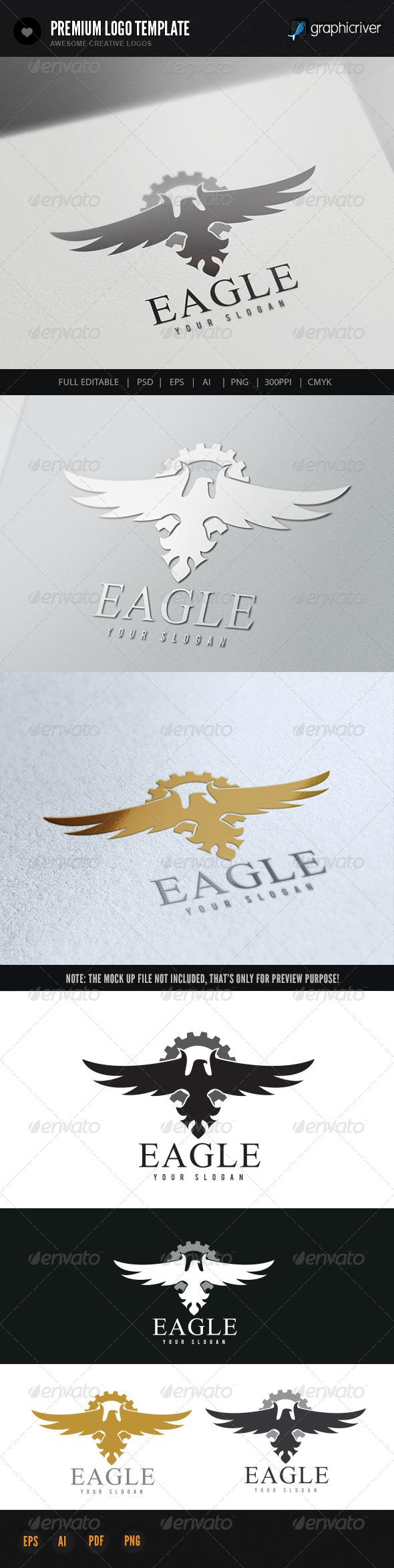 GraphicRiver Eagle 8676163