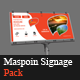 Maspoin Signage Pack - GraphicRiver Item for Sale